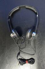 Philips SHL9500 Precision Stereo Over the Ear Headphones - Black