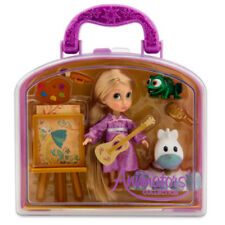 Disney Rapunzel Tangled Mini Animator Doll Set