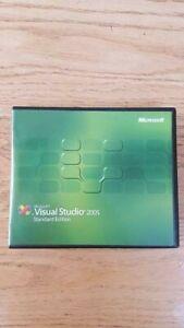 Microsoft Visual Studio 2005 Standard Edition (New) with key