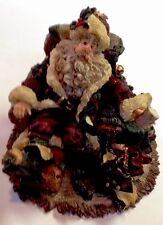 "Boyds Bearstone # 3003 ""Santa.December 26"" W/box & Coa"