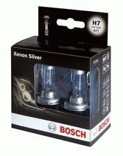 Bulb set BOSCH H7 XENON SILVER 55W, 12V