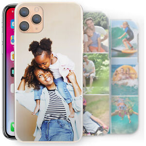 Personalised Phone Case, Hard Cover- Customise with Photo/Image/Collage/Text