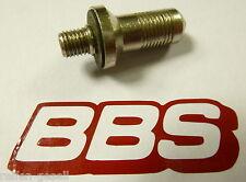BBS Wheel Valve Adapter - Filler Tube  09.15.072 original BBS aus Edelstahl