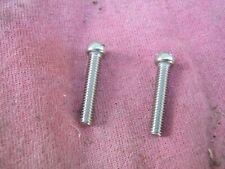 Newell Reel Rod Clamp Screws - Stainless Steel Screws - 2 Each