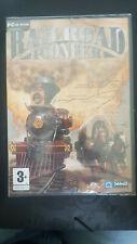 Railroad Pioneer jeu PC DVD ROM ++ 100% NEUF ++