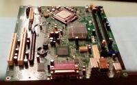 Dell Optiplex 360 Motherboard 0T656F w/ Intel Core 2 Duo CPU SLGTE