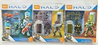 LOT OF NEW HALO MEGA CONSTRUX SIEGE COVERT OPS ARMOR PACK ACTIVE CAMO POWER @