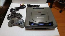 Sega Saturn body gray