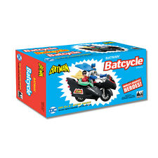DC Comics Retro Batman Batcycle Playset: Black by FTC