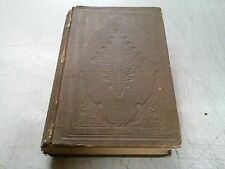 CORSICA, EARLY LIFE OF NAPOLEON, BY MORRIS, 1855 FIRST EDITION