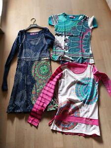Desigual 11 12-  Kleid und Shirt  zu Verkaufen  für Mädchen