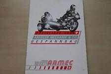 166269) Armec Sidewinder Tremola - Preisliste - Prospekt 1996