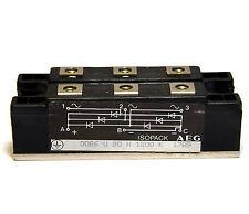 Haute performance triphasé redresseur-pont AEG ddb6 u90 n1200 K, ISOPACK