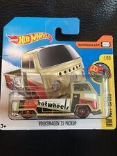 Hot Wheels Volkswagen T2 pickup - Brand New - Short Card