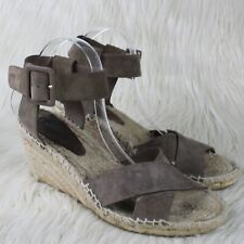 e77d04b89cb Vince Suede Wedge Sandals for Women for sale | eBay