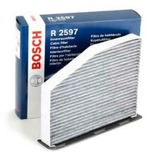 Bosch R2597 Carbon Cabin / Pollen Filter AUDI A3 ALL & S3 - 8P chassis 2003-2013