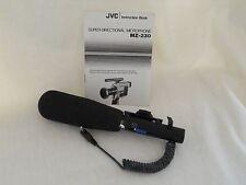 JVC Business Video Microphones Equipment