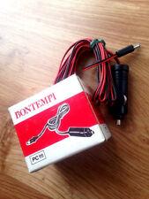 +  alimentatore  BONTEMPI per auto accendisigari a DC jack 2.6mm