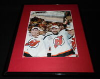 2003 New Jersey Devils Stanley Cup Team Framed 11x14 Photo Display