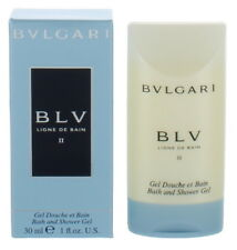BLV II by BVLGARI for Women Bath and Shower Gel 1.0 oz. New in Box
