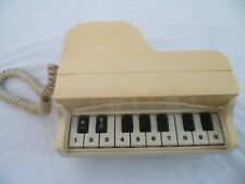 "TELEPHONE COLLECTOR ""PIANO"" 1987"