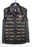 Canada Goose Men's Hybridge Lite Vest 2702M Black Size XL Extra Large Black