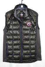 Canada Goose Men's Hybridge Lite Vest 2702M Black Size XL Extra Large Black
