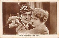 B49226 Harry Liedtke and crista Tordy couple Acteurs Actors    movie star