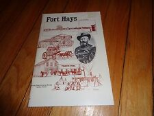Fort Hays by Leo E. Oliva 1865-1889 Frontier Army Post