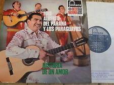 SFJL 953 Historia de un Amor / Los Paraguayos