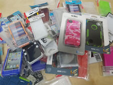 Wholesale Lot of 25 Mixed Cases for Apple iPhone 5 5S Se - Free Shipping