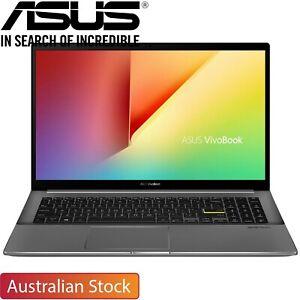 "ASUS 15.6"" VivoBook S15 S533E 1080P FHD i5 1135G7 8GB 512GB SSD W10 Home Laptop"