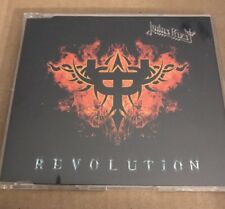 Judas Priest - Revolution - Rare  1 Track CD Promo Single.