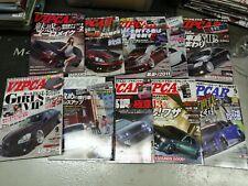 Rare Jdm 10 Japanese VIP Car bippu  Magazines Cima Cedric Gloria celsior