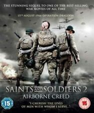 Saints & Soldiers 2: Airborne Creed [DVD], DVD | 5055002557347 | New