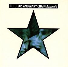 THE JESUS AND MARY CHAIN AUTOMATIC CD 1989 WEA REID MOULDER INDIE ROCK
