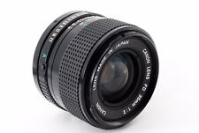 Canon New FD NFD 35mm F/2 MF Lens for FD Mount EXC condition from japan 23344