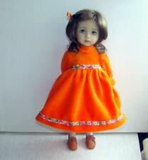 Dress and shoes Dianna Effner Little Darling 13""