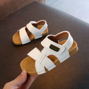 2021 elegante sandalias zapatos, zapatillas de niños para niño primavera playa