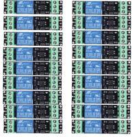 DC 3V 3.3V Relay High Level Driver Module optocouple Relay Module for Arduino