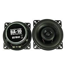 Baseline BA10 2 - Wege Koax Lautsprecher 10cm Boxen 100mm