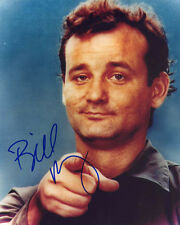 BILL MURRAY 8x10 SIGNED CELEBRITY PHOTO PICTURE PIC STRIPES PROMO PREPRINT