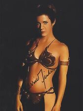 "Carrie Fisher (Deceased) ""Princess Leia Organa"" Star Wars RARE SIGNED RP 8x10!!!"