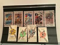 Philippines Sports Olympics stamps R22592