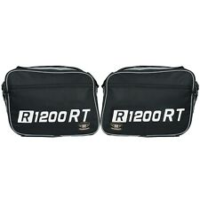 Pannier Liner Inner Bags for BMW R1200RT K1200GT K1300GT Expandable Printed Pair