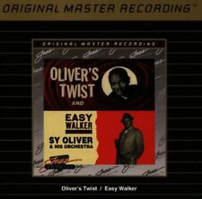 Sy Oliver Oliver's Twist & Easy Walker Mobile Fidelity MFSL 24 KT Gold Disc CD