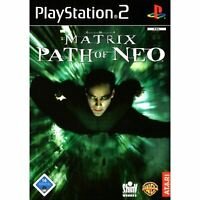The Matrix: Path of Neo - PlayStation 2 (PS2) Game *CLEAN VG