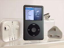 Apple iPod Classic 7th Generazione Nero (160GB) - OTTIME (nessun limite UE 2.05)