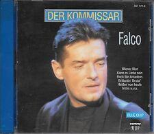 "FALCO - RARO CD FUORI CATALOGO  "" DER KOMMISSAR """