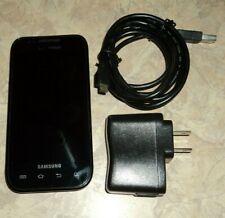 SAMSUNG FASCINATE SCH-I500V - 2GB - BLACK (VERIZON) SMARTPHONE CELL PHONE
